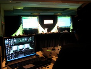 Video in Corporate Event Production